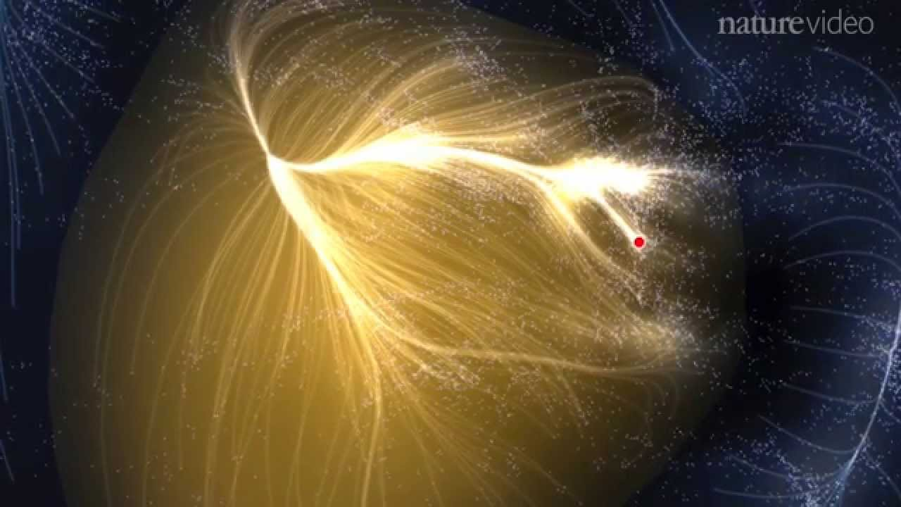 Laniakea. Our home supercluster