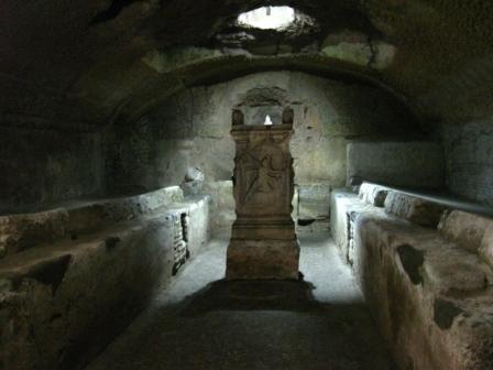 Митреум под базиликой святого Климента в Риме