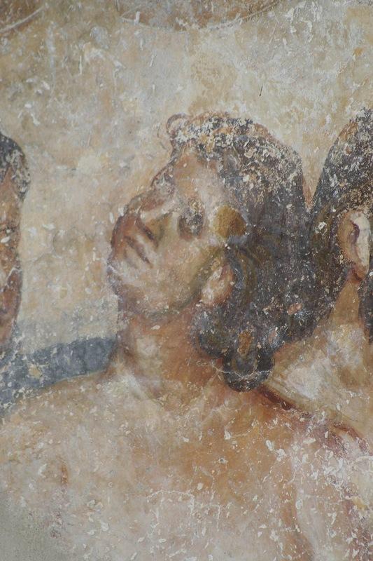 Фреска из Сопочан