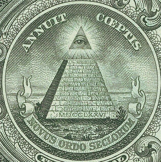 Масонская пирамида