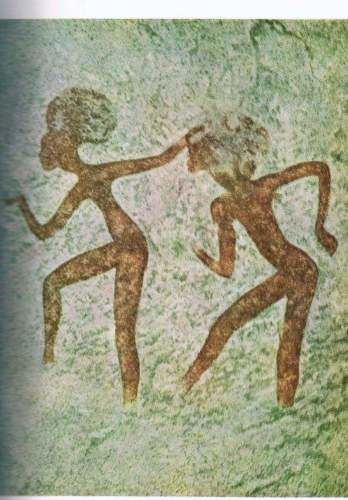 древние танцы