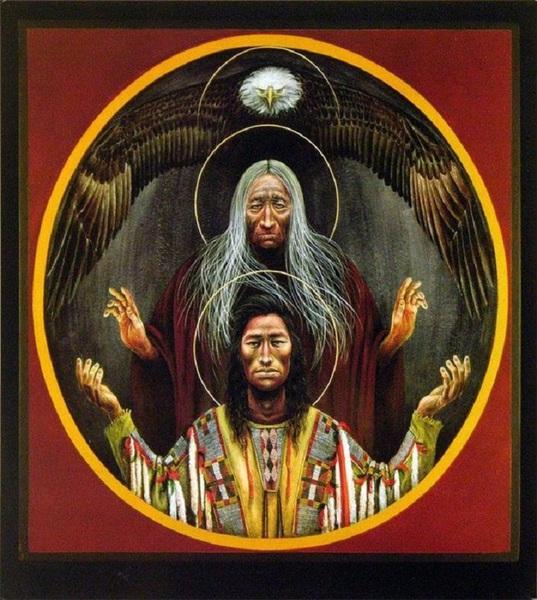 Индейская Троица