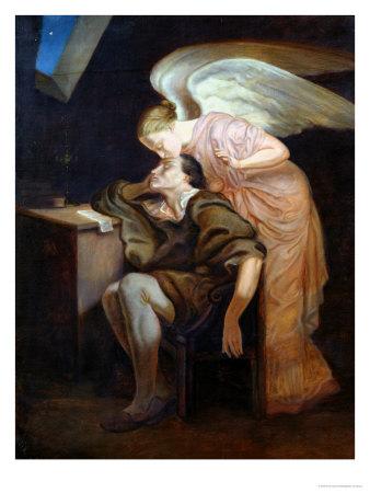 Поэт и Муза.