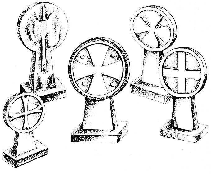 Катарские кресты