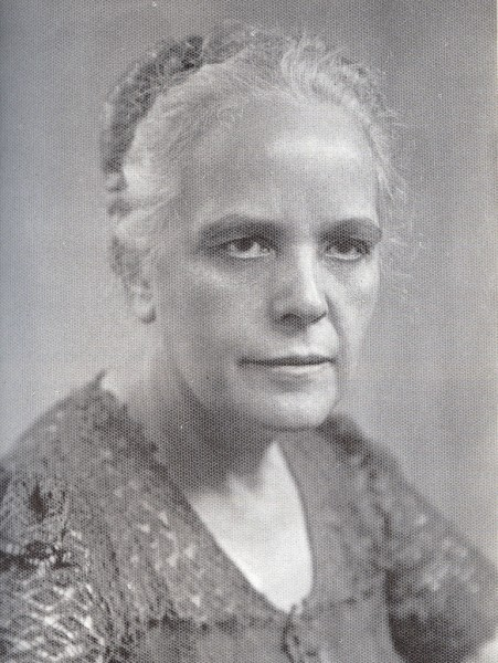 Каридад Меркадер.