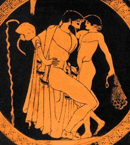 педерастия в древней греции
