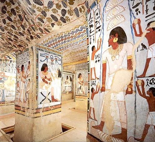 art and architecture of ancient egypt