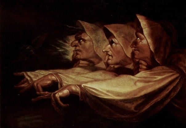 Три ведьмы (1783)
