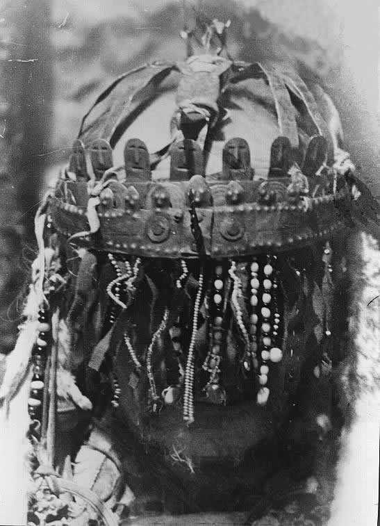 монгольский шаман