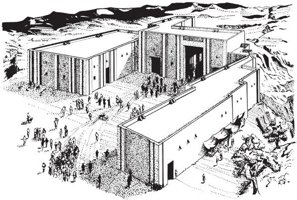 храм убейдского периода