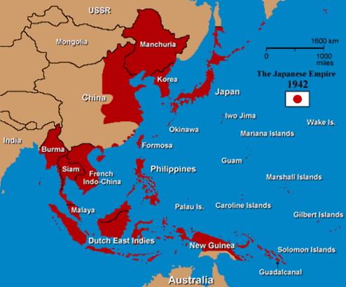 великая сфера сопроцветания восточной азии