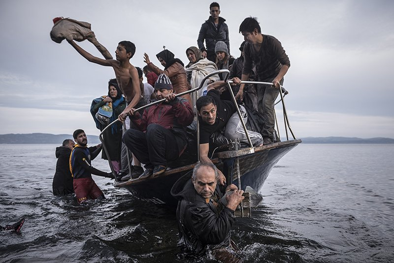 иммигранты