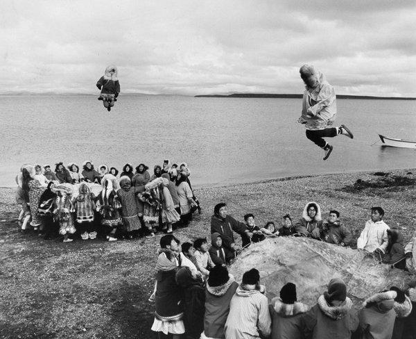 Развлечения на Аляске, 1965 год.