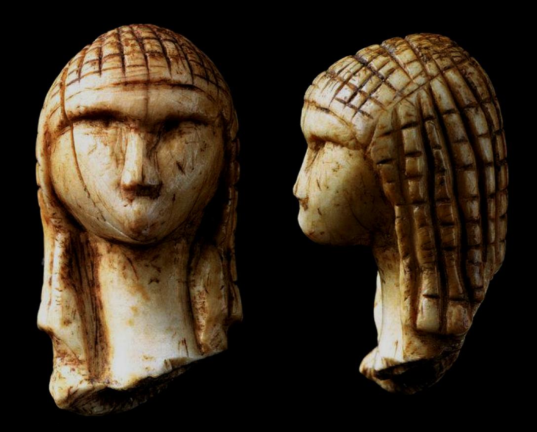 Venus de Brassempouy- 24000-26000 B.P.
