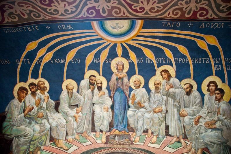 Крещение Духом Святым