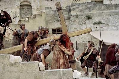 Кадр из фильма Страсти Христовы
