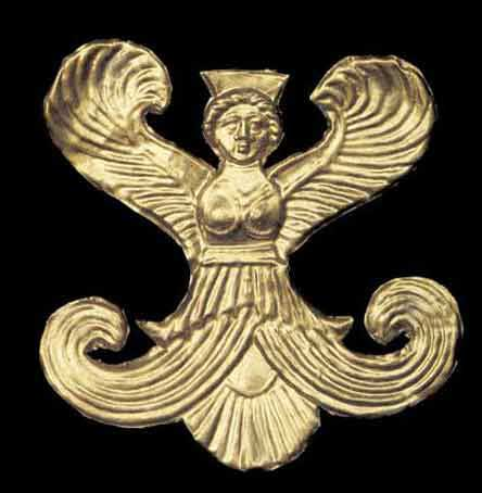 Скифская богиня