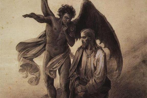 искушение Иисуса Христа