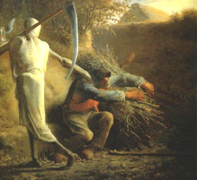 Смерть и дровосек