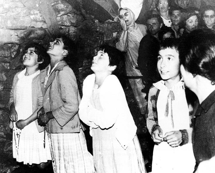 Гарабандальские визионерки в экстазе