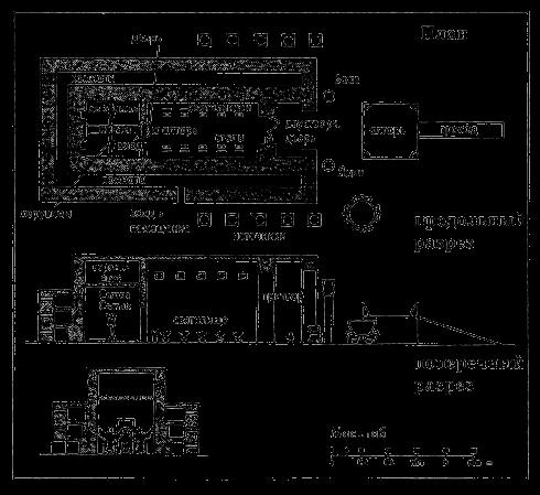 план храма Соломона