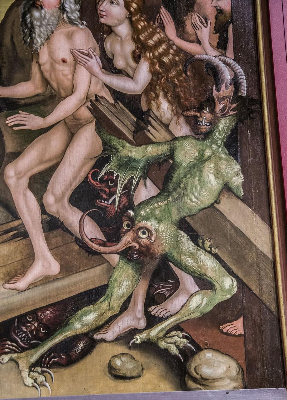Двуликий дьявол