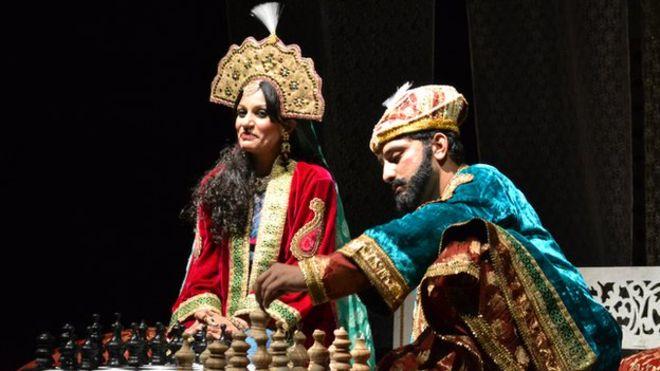 Мумтаз Махала и Шахджахан