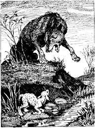 Волк и Ягнёнок
