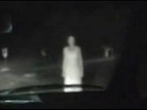 Привидение на дороге
