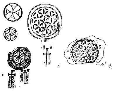 Примеры гексафойлов