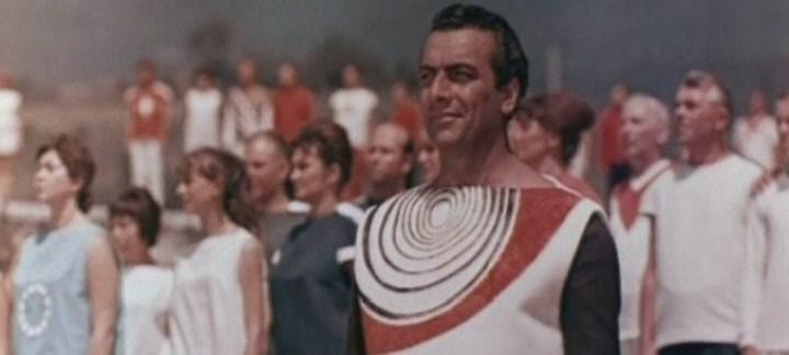 Сцена из фильма Туманность Андромеды (1967)