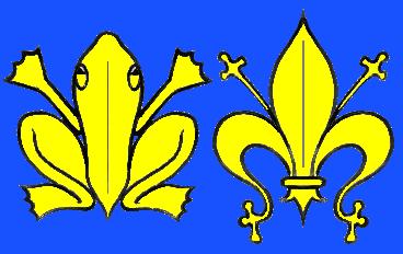 эмблема жаба