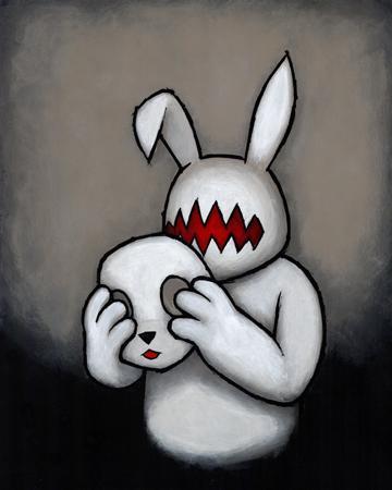 гнев зая