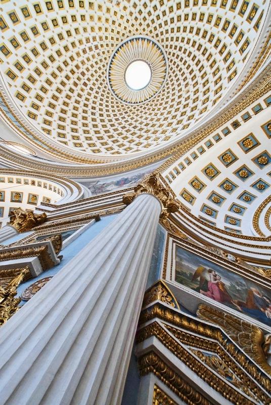 яр7 Купол церкви на о. Мальта