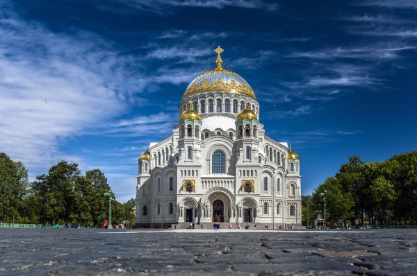 Крондштадский морс собор
