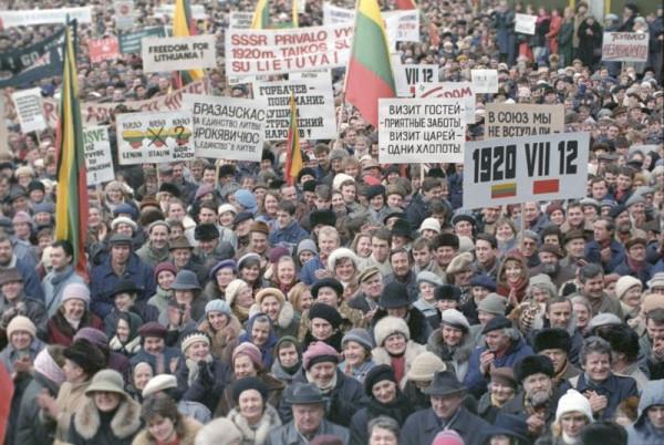 Литва 90