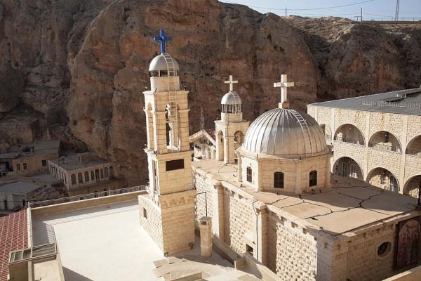 Монастырь св. Феклы (1)