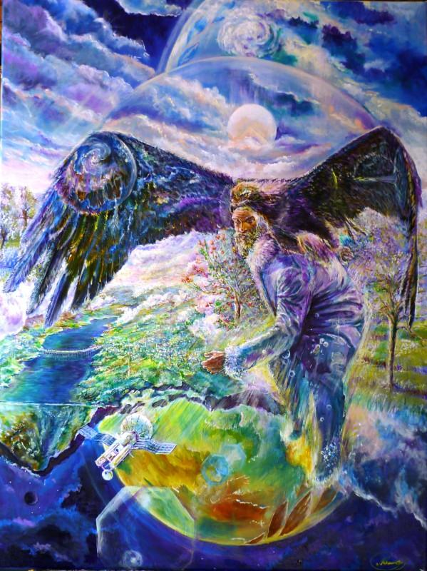 Немо. Орел расправляет крылья