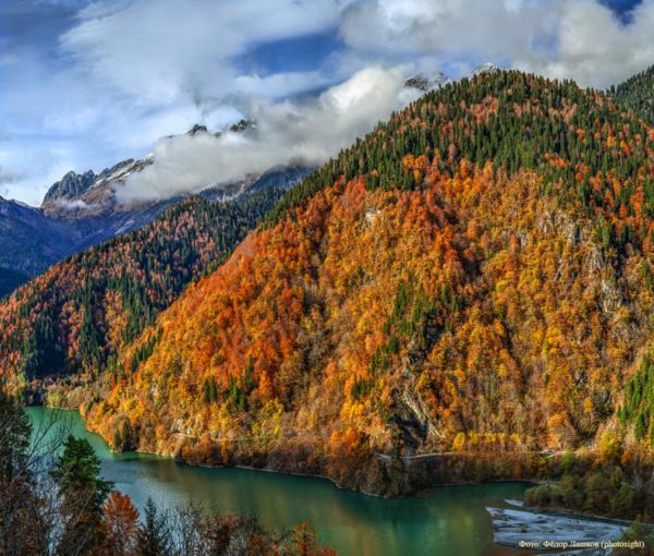 отдых6 Абхазия