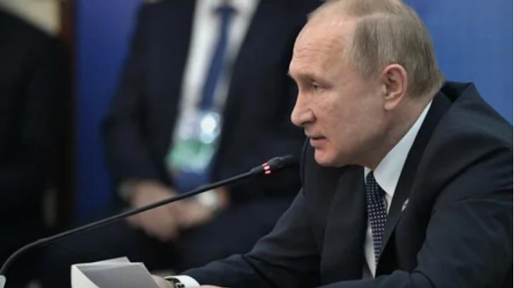 Путин о СМИ