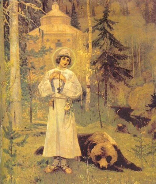 Непридуманный подвиг Сергия Радонежского ч.2