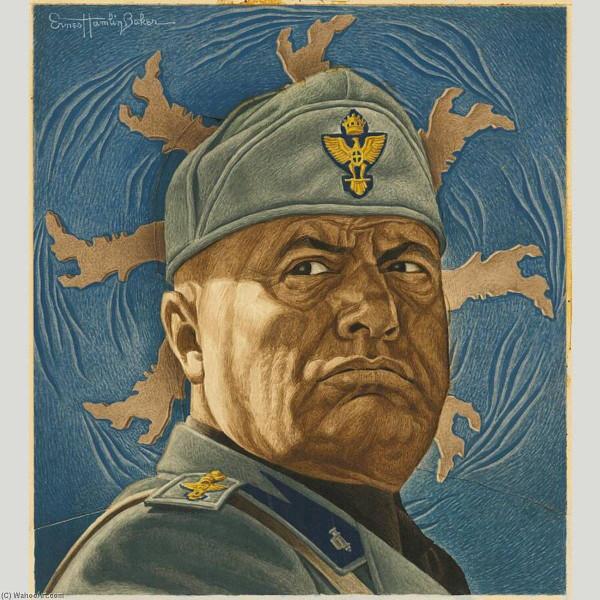 Дуче-Benito-Mussolini