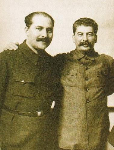 Kaganovich_and_Stalin