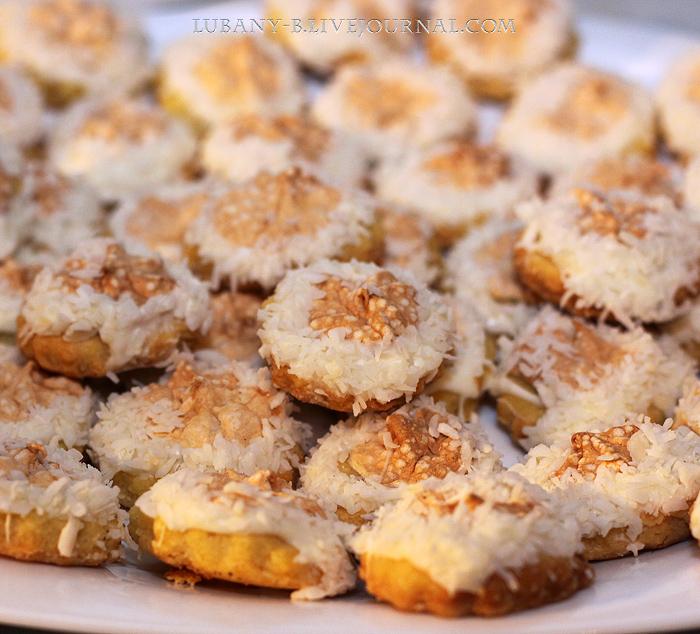 печенье кокос
