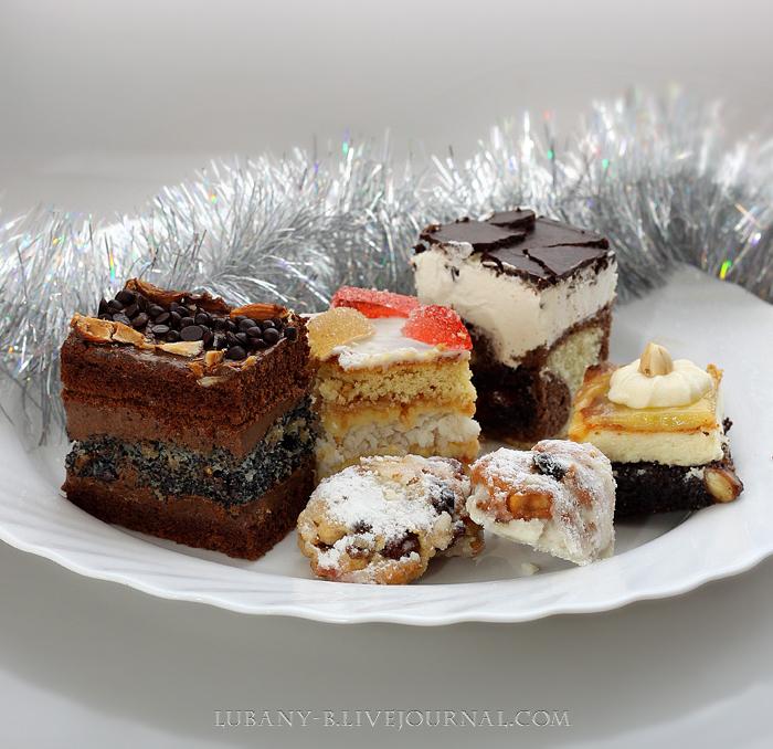 десерты к Рождеству