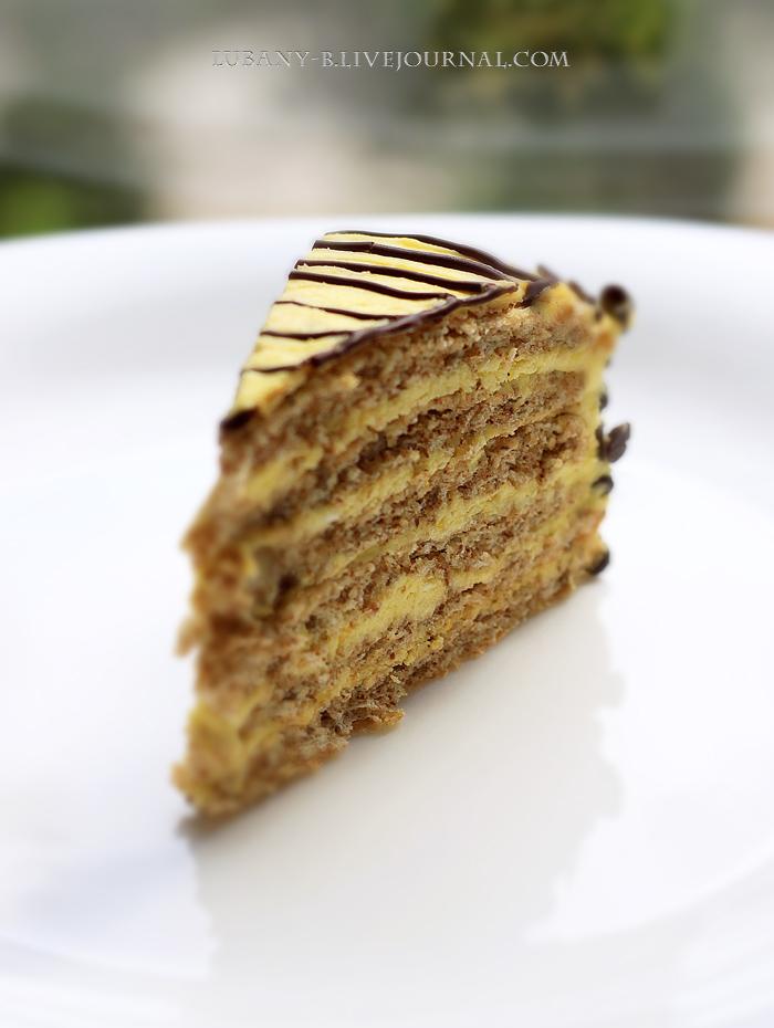 торт эстерхази 1