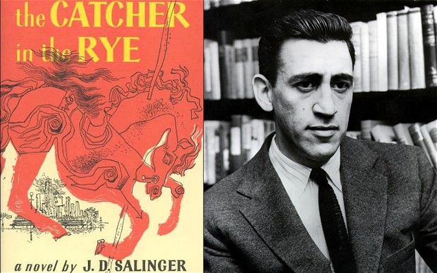 the struggles of holden caulfield in the novel the catcher in the rye by jd salinger