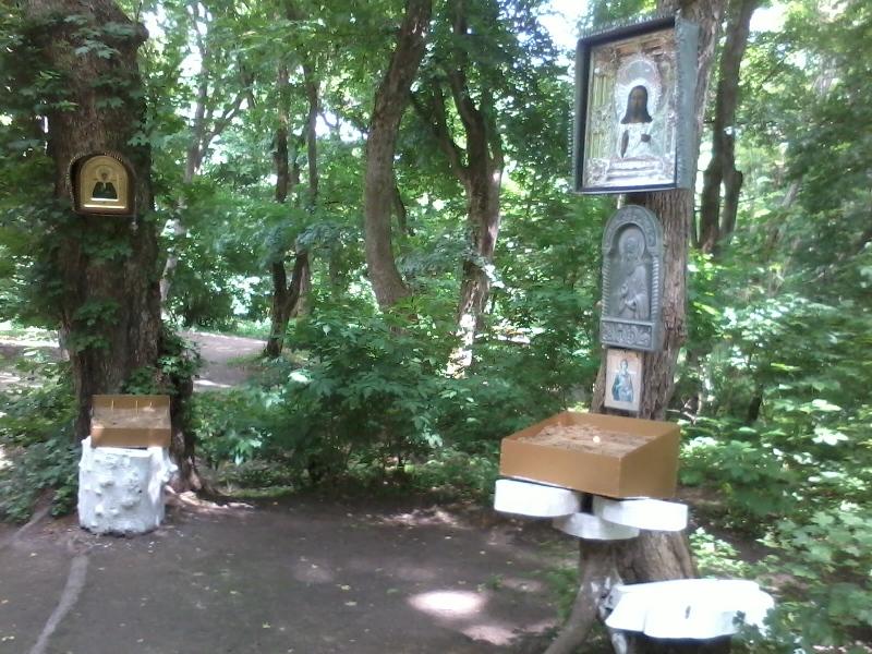 Свято троицкий источник 11з
