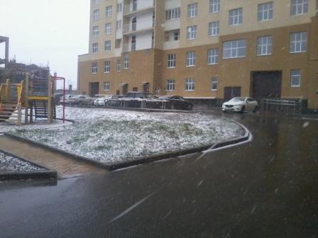 Снег пошёл1