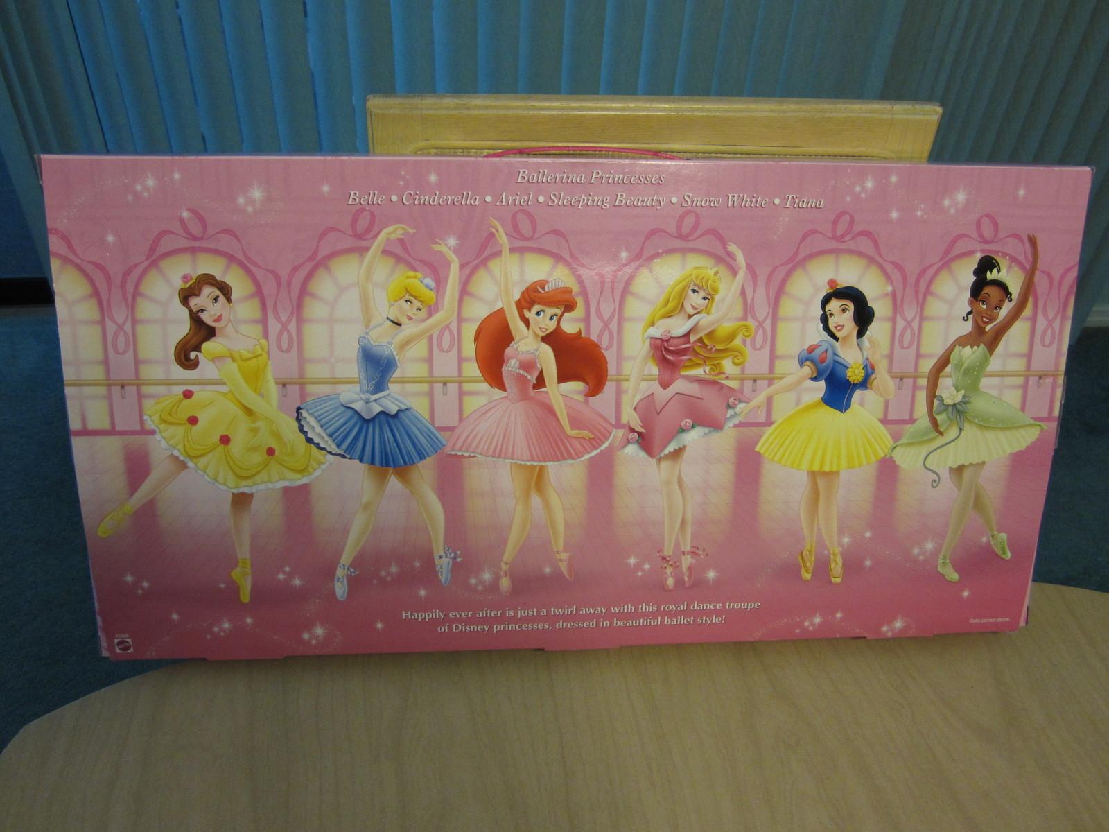 New 2012 Ballerina Princess Doll Pack With Aurora